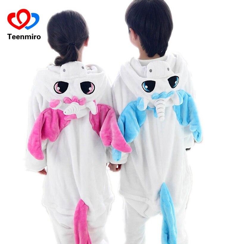 Baby Boys Velvet Bathrobes Robes for Girls Unicorn Nightgown Kids Cartoon Pajamas Children Pokemon Bath Robe Home Wear Clothing