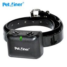 Petrainer 850 Impermeabile a Basso Consumo di Energia Del Cane Anti Bark No Barking Collare Trainer Shock Vibrate Ricaricabile