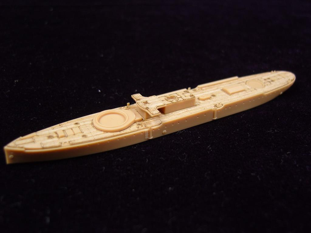 /S-MODEL in the ARTWOX Northern Navy flagship was No. wooden 1940 deck AW20059