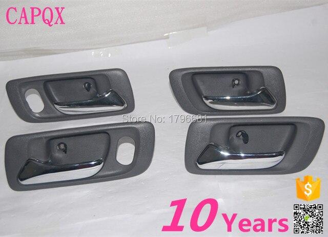 4PCS/Set Interior Door Handle for HONDA 1998 2002 ACCORD 2.0 2.2 3.0 ...