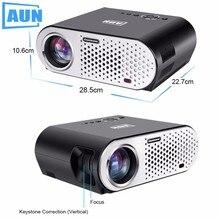 T90S Akıllı yap-android wifi ev sineması projektörü 3200 lümen led lamba uzun ömürlü bluetooth DTV sinema projektör VS LED96