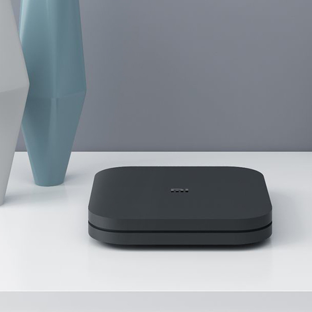 Xiaomi Mi TV Box S 4K Ultra HD Android TV 9.0 HDR 2G 8G WiFi 2