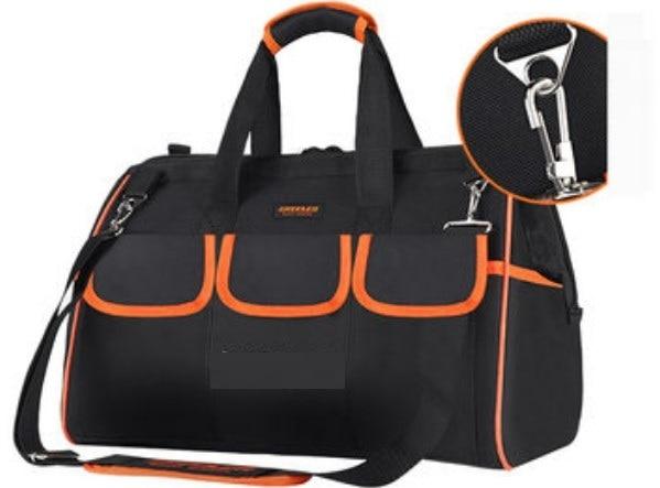 Sac à main CAMMITEVER pour outils d'entretien clé étanche sacs de voyage hommes sac sacs à outils grande capacité sac matériel 15 pouces