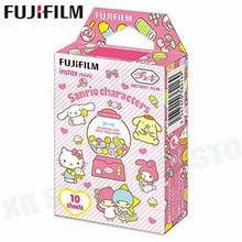 Пленка для Fujifilm Instax Mini 8 9, 10 листов бумаги для мгновенных фотографий Fuji, для 70, 7s, 50s, 50i, 90, 25, поделиться с 2 камерами, с камерой, для обмена данными, для камеры