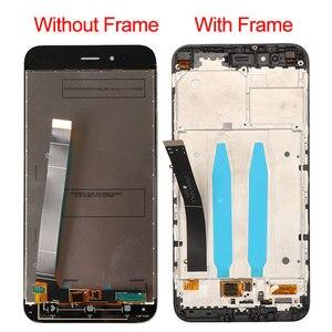 Image 2 - Per Xiaomi MiA1 Mi A1 Display LCD + Touch Screen di Alta Qualità di Nuovo Digitizer Pannello di Vetro Dello Schermo Per Xiaomi Mi a1 Mi5X Mi 5X lcd