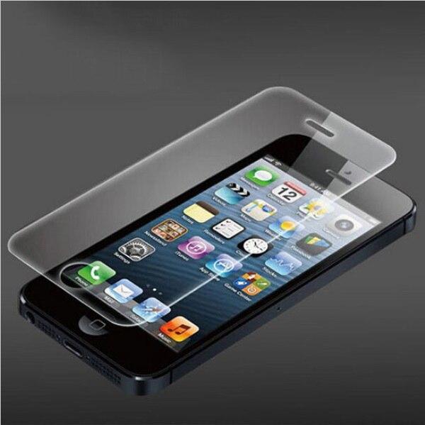 bilder für Großhandel 10 stücke Tech Rüstung FÜR iPhone 5 SE 6 s 7 Plus Erstklassiger ausgeglichenes Glas Schirm-schutz Schützen Sie Ihr Bildschirm von kratzer