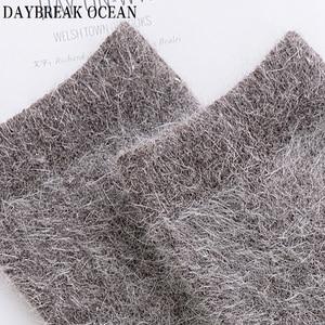 Image 3 - 4 Pair High Quality Super Soft Angora Cashmere Rabbit Wool Socks Thick Warm Merino Men Socks 2018 Big Size Winter Socks For Men