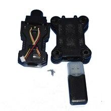 Jjrc h16 yizhan тарантул x6 rc quadcopter запчасти 5mp широкоугольный камера с ptz, 8 г карты, кард-ридер и srews