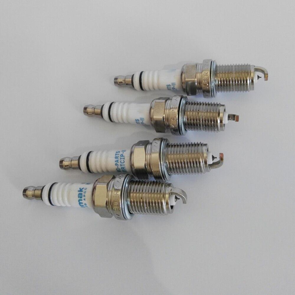 Iridium Platinum Alloy Spark Glow Plugs Candles For