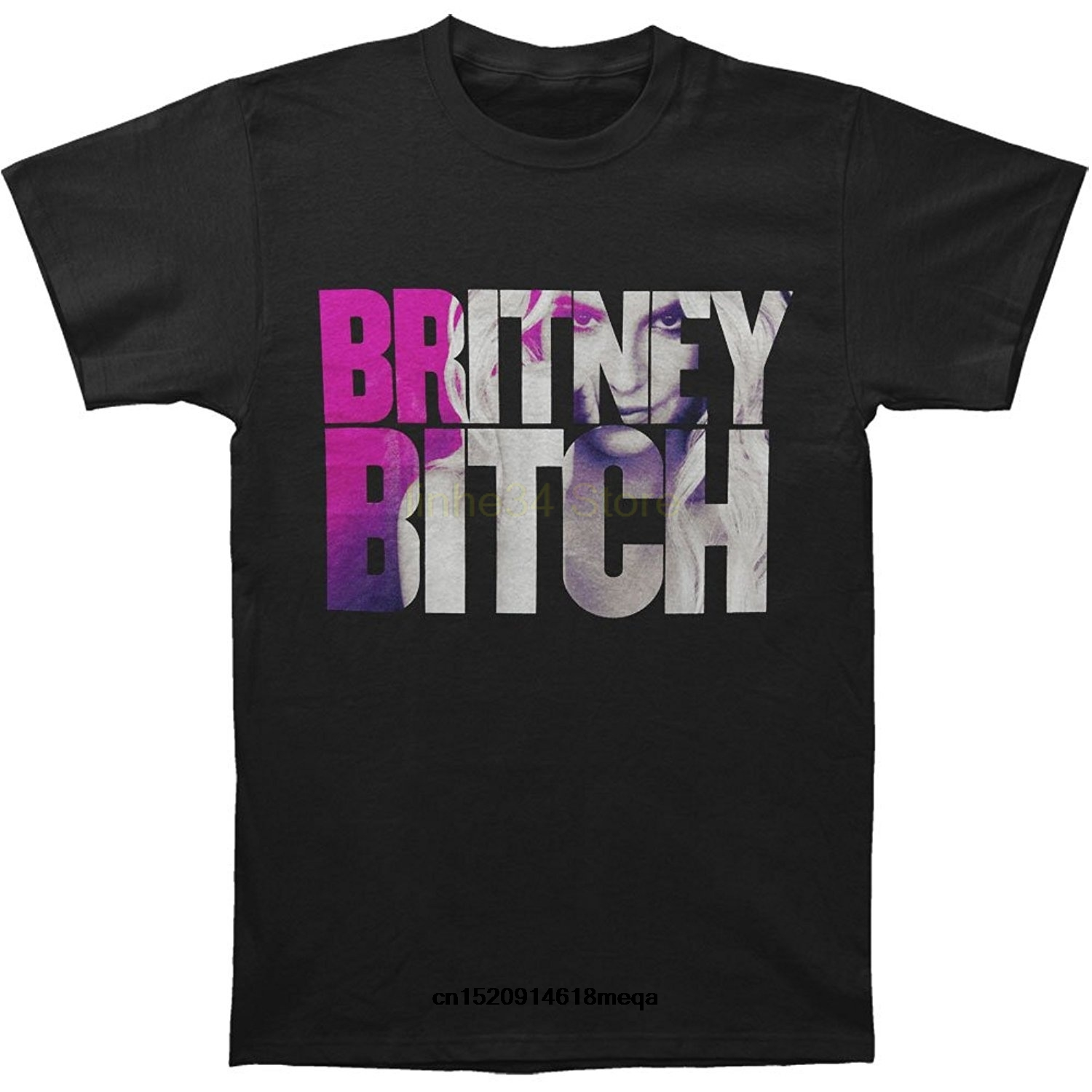 dc208df5783 Britney Spears T Shirt Men SPEARS 81 Print 100 Cotton Tee Shirt Wholesale  Male T-Shirt Basic Casual T Shirts Plus Size 5XL 6XL