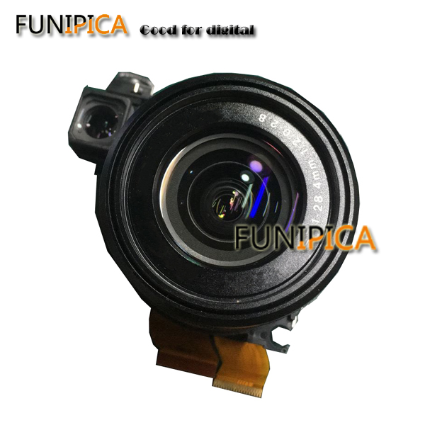 98 NEW Lens Zoom Unit With CCD For FUJIFILM X10 Digital Camera Repair Part Free Shipping