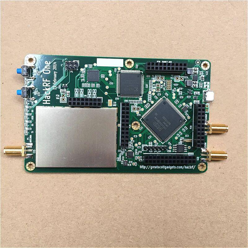 AKDSteel Hack 1 MHz To 6 GHz RF SDR Platform Software Defined Radio Development Board