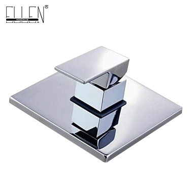 Bathroom in wall shower mixer value square faucet for shower set square chuveiro bathroom 2011