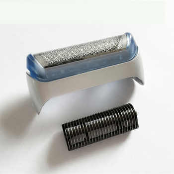 2Set Replace Shaver Foil Frame and blade 20S for BRAUN Electric Razor 2000 Series CruZer 1 2 3 4 for 2615 2675 2775 2776 170 190
