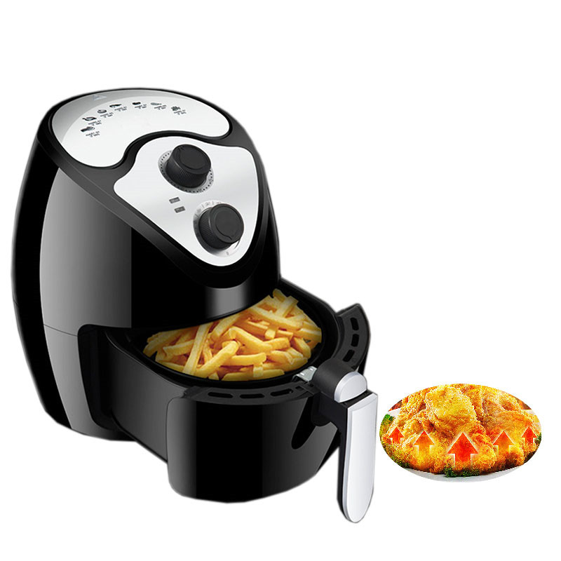 Candimill Cooking Machine 2.6L Commercial Household Air Deep Fryer Electric Air Frying Machine for healthy fried food|Air Fryers| |  - title=