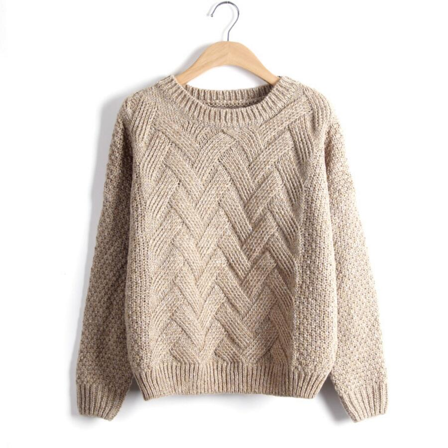 Thick Sweaters Womens Her Sweater