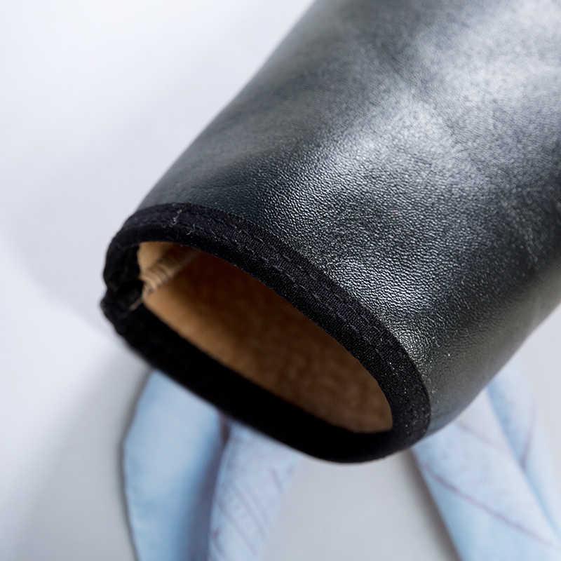 Lantai Kaus Kaki Wanita Dewasa Anti Slip Indoor Lembut Bawah Penghangat Kaki dan Tinggi Penebalan Kasmir Kaus Kaki Musim Dingin Pria Hangat Karpet Stoc