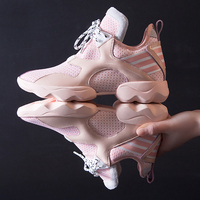 Sneakers Women Real Leather Upper Breathable Casual Shoes Fashion Lace Up Sport Shoes for Female Outdoor Walking Sneakers Flat
