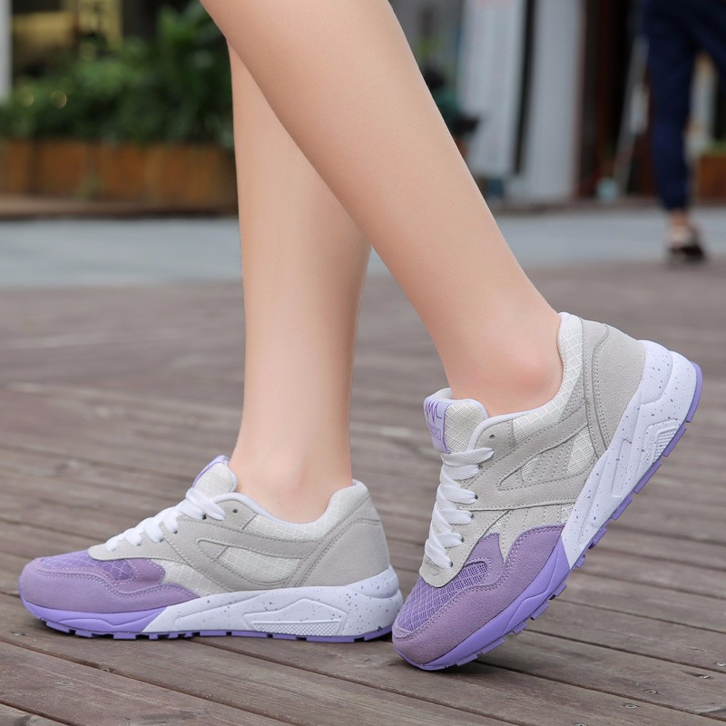 Autumn Running shoes for women sneakers Athletic walking shoes breathable outdoor sport shoes woman zapatillas deportivas mujer 27