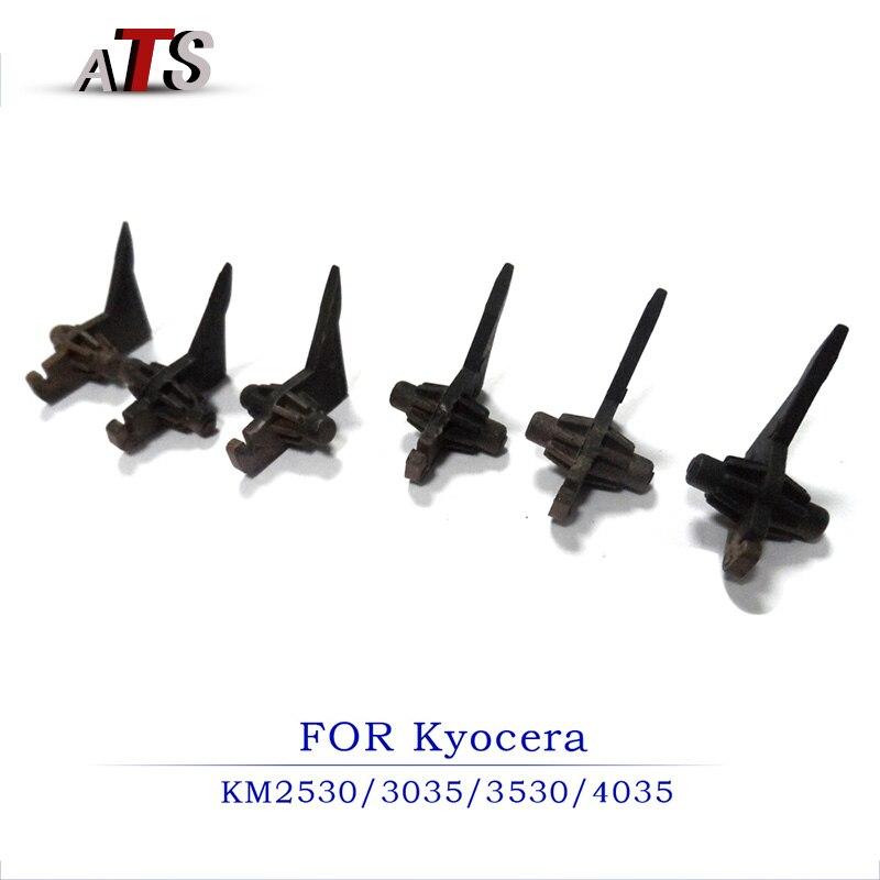 6PCS/Set Fuser picker finger For Kyocera KM 2530 3035 3530 4035 Separation Finger separate claw KM2530 KM3035 KM3530 KM4035