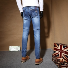 2016 New Autumn and winter Jeans Men s Jeans Clothing Casual Denim Jeans Men Brand trousers