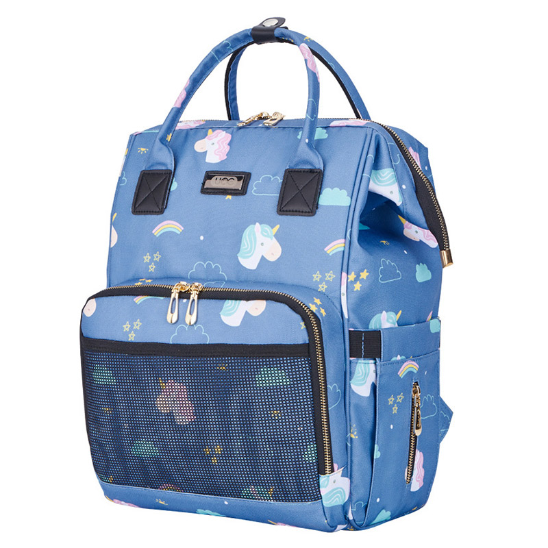 Baby Diaper Bag Nappy Changing Bags Mummy Travel Backpack Large Capacity Maternity Nursing Bag For Baby Stroller Wetbag цена 2017