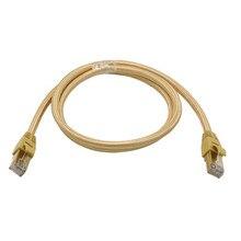Seven-segment гигабитный кабель для одножильной витой двухслойной экранированной инженерной проводки WSX14
