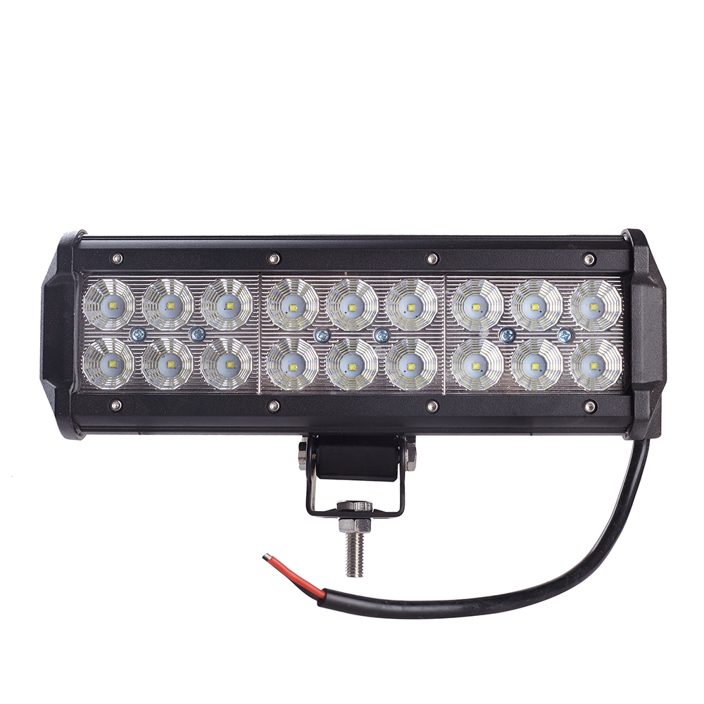 10pcs 54W Cree chip  LED LIGHT bar Light 4X4 54W LED Work light 12V 24V Spot Flood FOR TRUCK BOAT SUV car ATV 4WD VS 36W 18W ledtech 20w cree led work light 12v 24v 1700 lumen spot flood lamp for truck suv boat 4x4 4wd atv