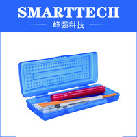 OEM plastic pencil case/box mould lunch box injection mold making supplier