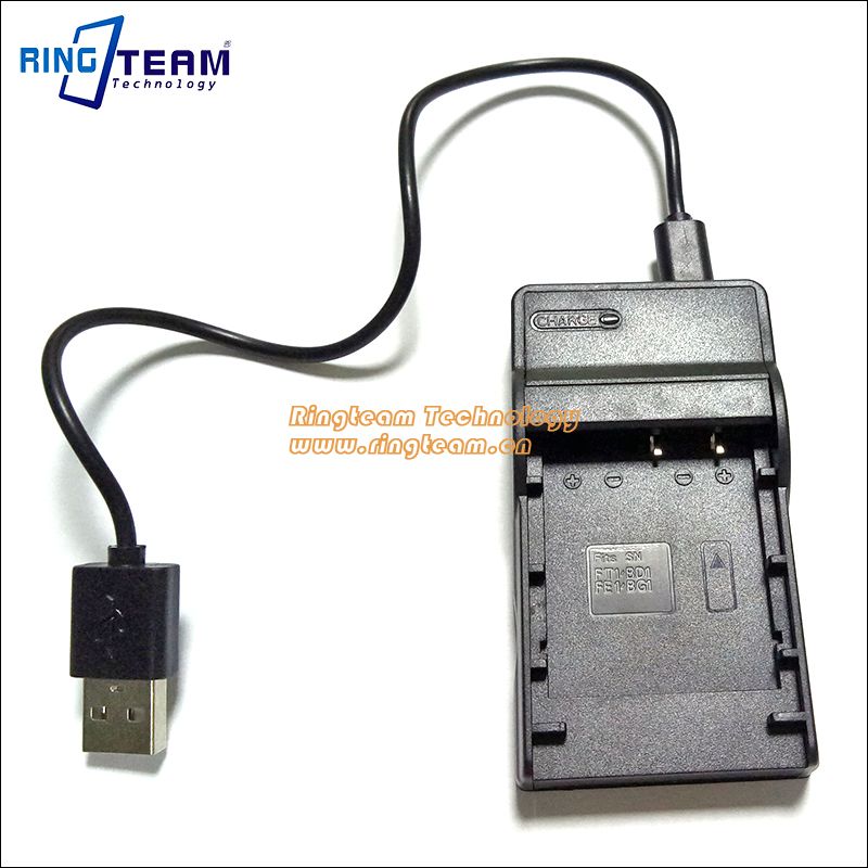 NP FD1 BD1 NP-FD1 NP-BD1 Battery USB Charger for Sony TX1H TX1 T900T T900R T900B T900 T700 T500 T300 T200 T90 T77 T75 T70 Camera