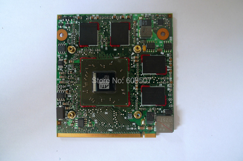 HD2600 HD 2600 256MB MXM VGA Graphics Video Card For COMPAQ 8510P 8510W NW9440 8710p NW9420 8710W NX9440