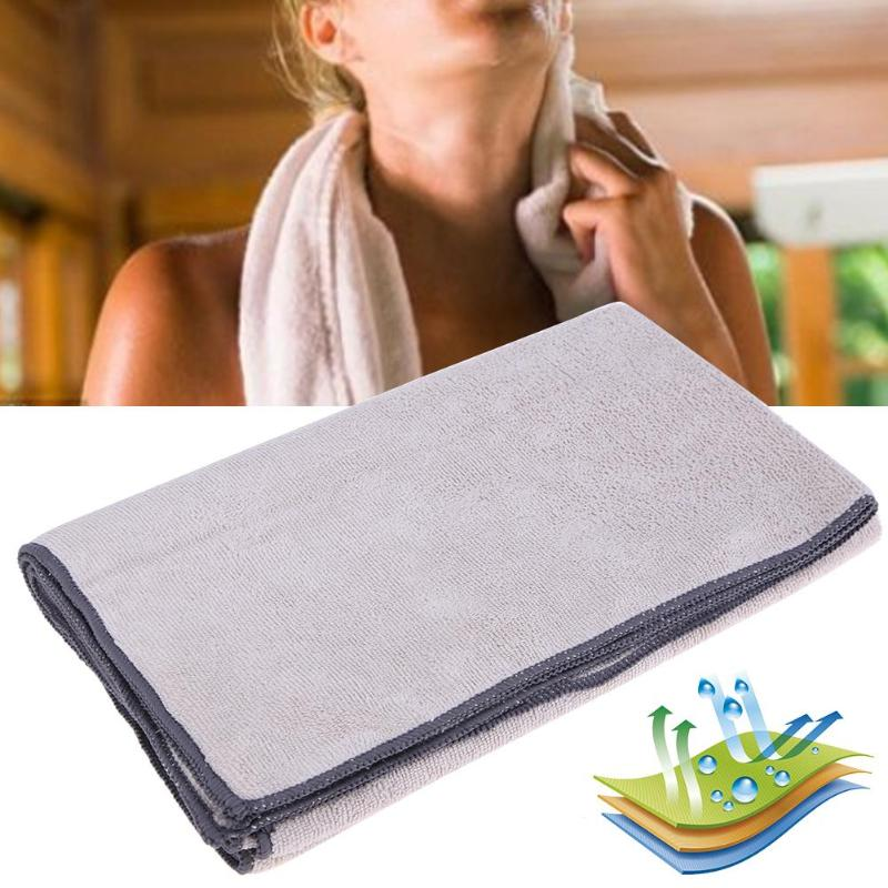 160x70cm Microfiber Beach Towel for Adult Outdoor Sports Gym Fitness Kids Blanket Towel Bath Swimming Pool Supplies