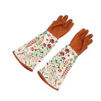 1 Pair Long Sleeve Garden Gloves Hands Protector Tools For Garden Yard Pruning Trimming Use