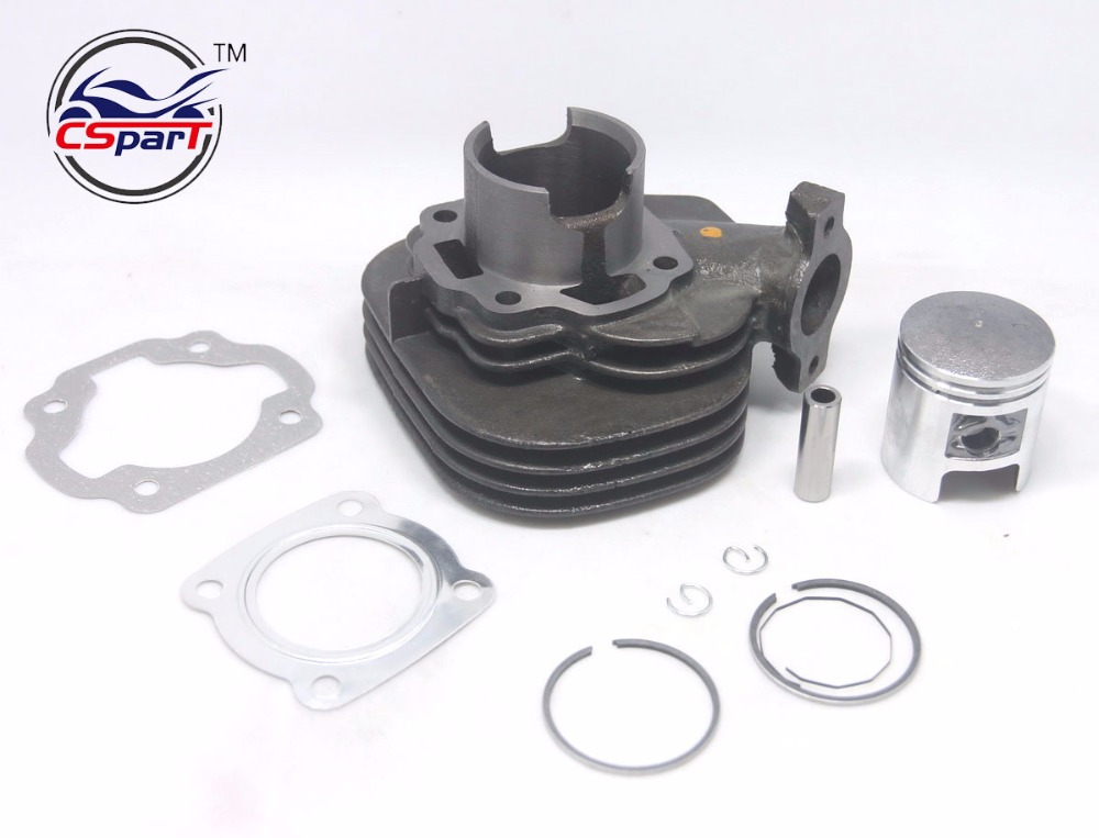 Performance 43MM Cylinder Piston Ring Gasket Kit D1E41QMB TB 60CC Qingqi Sooter Parts