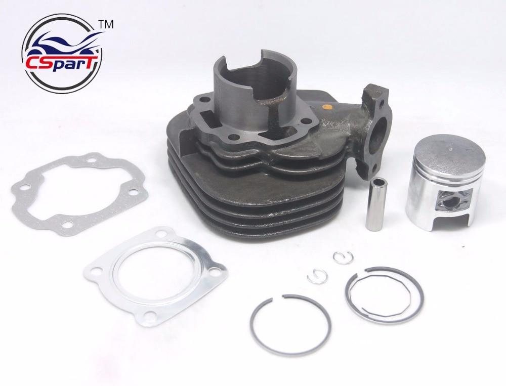 Performance 43MM Cylinder Piston Ring Gasket Kit D1E41QMB TB 60CC Qingqi Sooter Parts