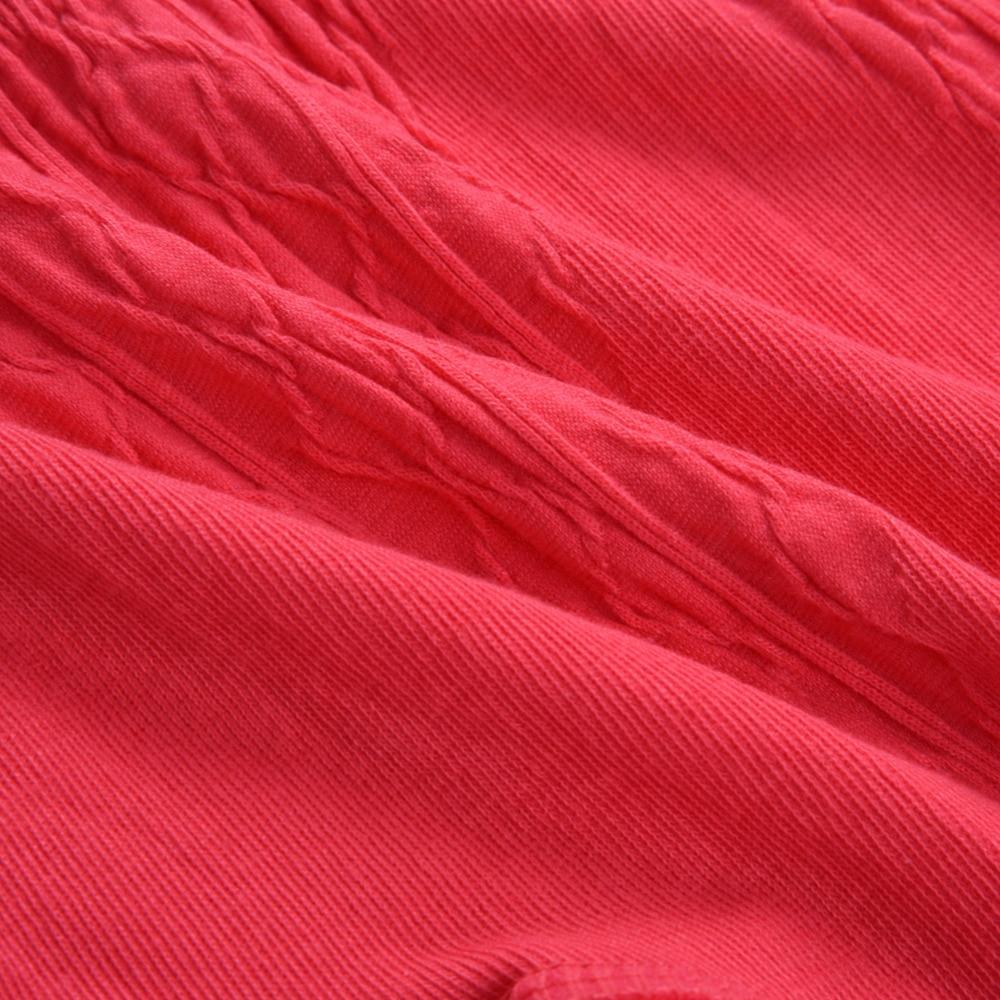 Yüksek Bel Göbek Pantolon Şort Doğum Günü İç Giyim Külot - Hamilelik ve Annelik - Fotoğraf 3