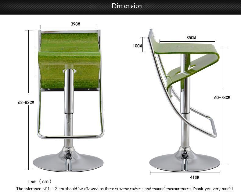 Country home bar chair green red color plastic  Acrylic coffee stool free shipping retail and wholesale one lux acrylic bar stool for home lucite bar chair high chair club bar furniture
