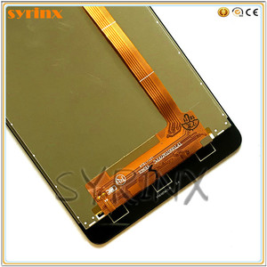 Image 5 - SYRINX With Tape Mobile Phone LCD Display For Tele 2 Tele2 Maxi Plus LCD Display Touch Screen Digitizer Assembly