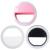 1 stück luxus universal led flash light up selfie leuchttelefonkasten ring für iphone 6 6 s plus lg samsung