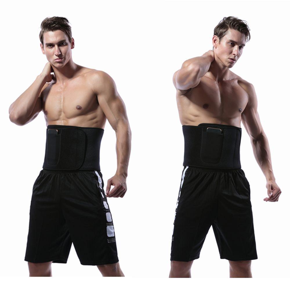 Fitness Form Neopren Einstellbar Selbst Heizung Taille Trimmer Postpartale Gürtel Für Frauen Sport Trainer Gürtel Für Männer Abnehmen Gürtel