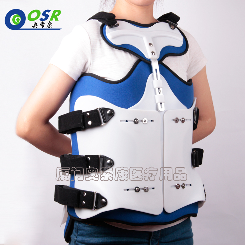 Winter Thoracolumbar Orthopedic Support Thoracic Spine Orthotics Postoperative Rehabilitation Medical Lumbar Spinal Fusion Brace factory direct sale hinge elbow brace arm support medical orthopedic orthotics supports