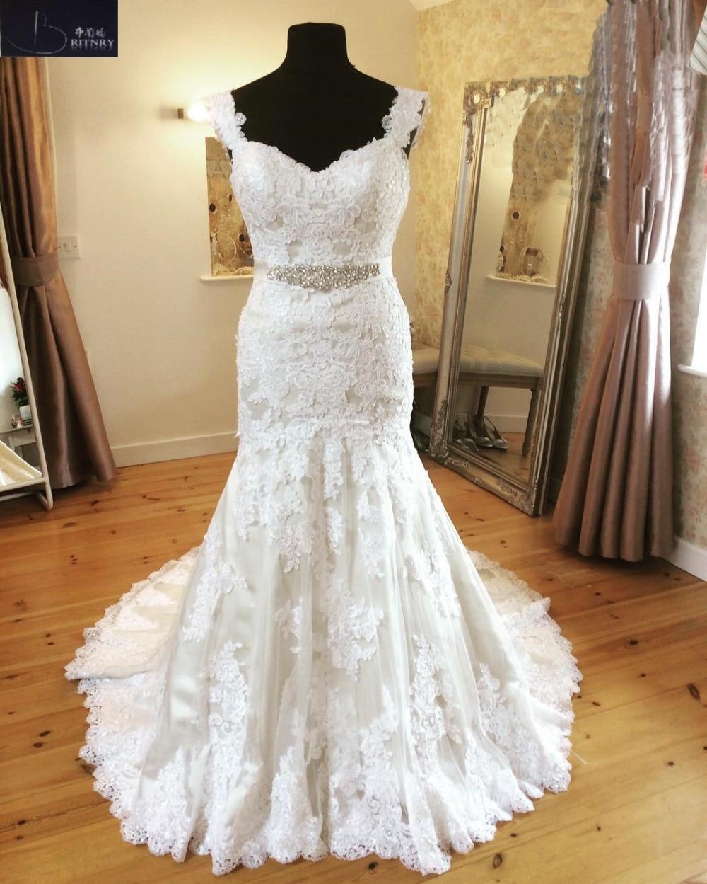 Sweetheart Lace Wedding Dress: Aliexpress.com : Buy Charming Sweetheart Lace Mermaid