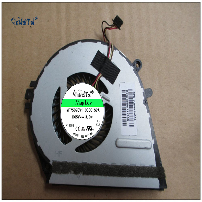 NEW FOR SUNON EF50060S1-130-S9A 5V 2.25W CPU cooling fan
