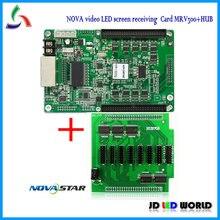 NOVA MRV300 видео полноцветный светодиодный экран контроллер NOVAstar карта приема