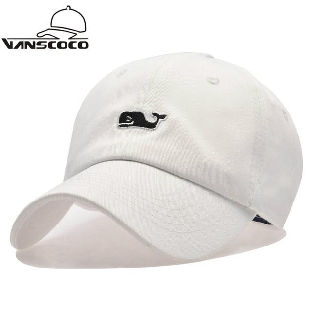New Adult Bone Snapback Cartoon Whale Enbroidery Baseball Cap Hat for Women  Men Hip Hop Tong Hat Vineyard Vines Trucker Caps a7414382809b