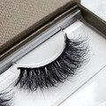 3D False Eyelash Natural Thick Mink Lashes High Quality False Eyelashes Long Black Handmade lashes Extension With Box