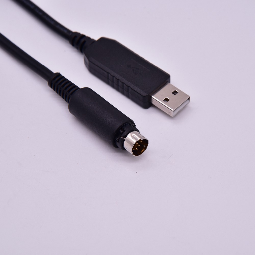 FTDI FT232RL USB Cat & Programming Cable For Yaesu FT-100 FT-817 FT-857 FT-897 CT-62 Equivalent On Technofix