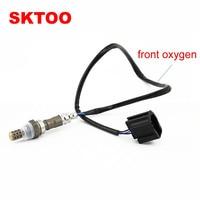 SKTOO 2PCS For 07 10 Mazda 3 M3 1.6L oxygen sensor Front oxygen Z601 18 861A after oxygen Z602 18 861A