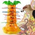 Творческие Детские Игрушки Кувыркаясь Обезьяна Игры Падение Игрушки Кувыркаясь Обезьяна Родитель-ребенок Интерактивные Обучения Развивающие Игрушки для Детей