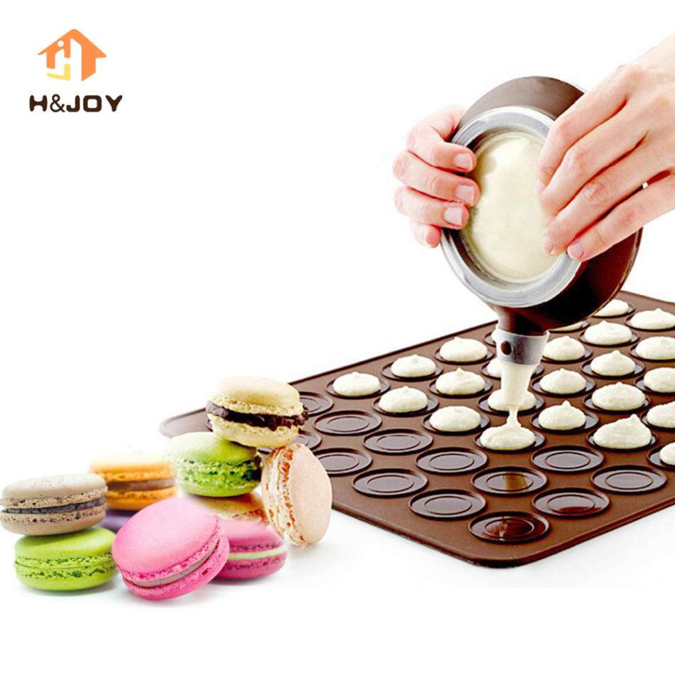 Kitchen, Dining & Bar Home Rectangle Bottom Honeycomb Bakeware Non-stick Bakeware Cake Mold Tray R3 Sales Of Quality Assurance Baking Accs. & Cake Decorating